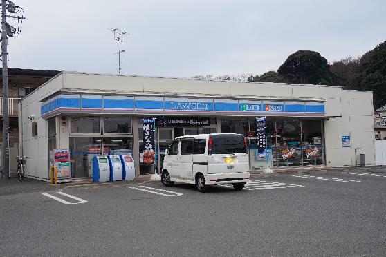 コンビ二:ローソン 柏増尾八丁目店 440m