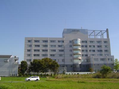 内科:井野口病院 500m 沿い