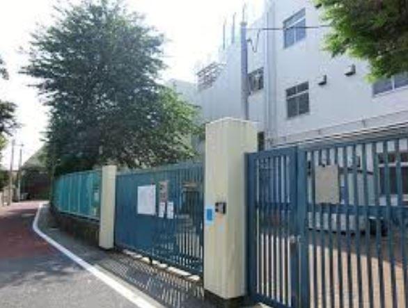 小学校:大田区立洗足池小学校 400m