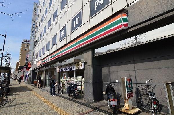セブンイレブン大濠公園駅前店