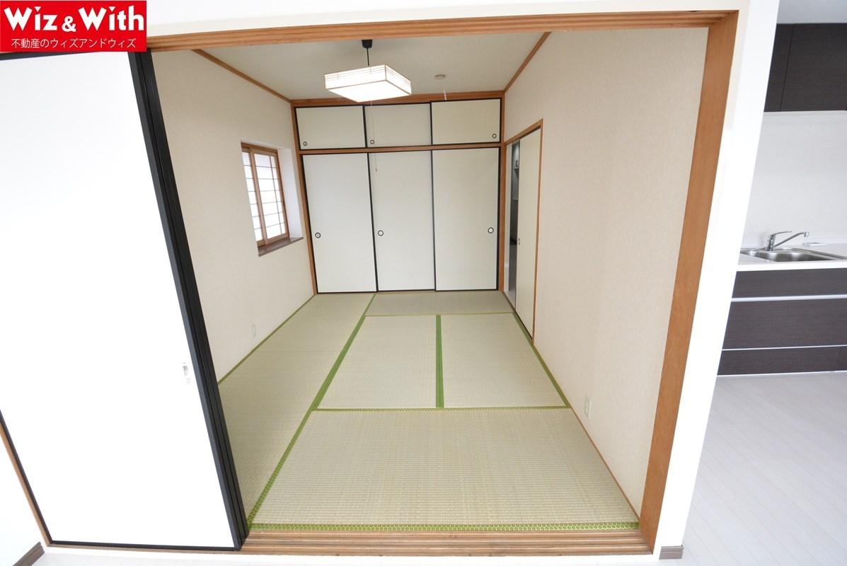 畳表替・襖・障子張替のぴかぴか和室。