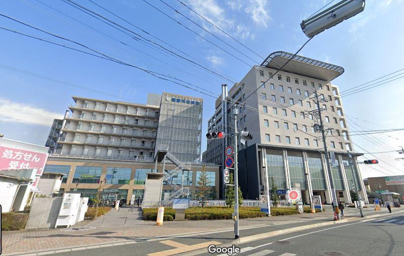 総合病院:聖隷浜松病院 1460m