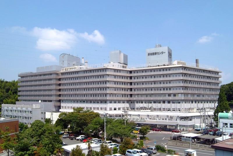 総合病院:浜松医療センター 1016m