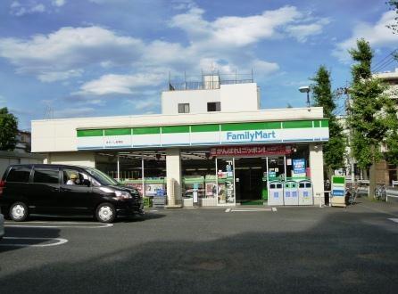 コンビ二:ファミリーマート まるいし希望丘店 718m