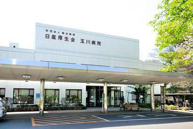 小児科:玉川病院 521m 近隣