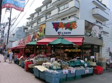 スーパー:ユータカラヤ 高円寺店 593m