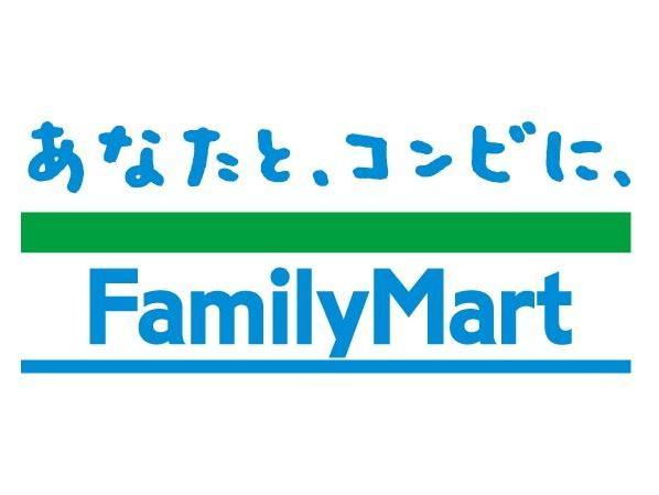 コンビ二:ファミリーマート 立川4丁目店 172m