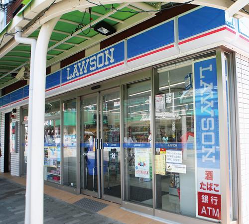 コンビ二:ローソン 垂水駅前店 171m