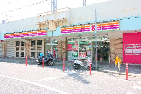 コンビ二:サークルK 山陽垂水店 251m