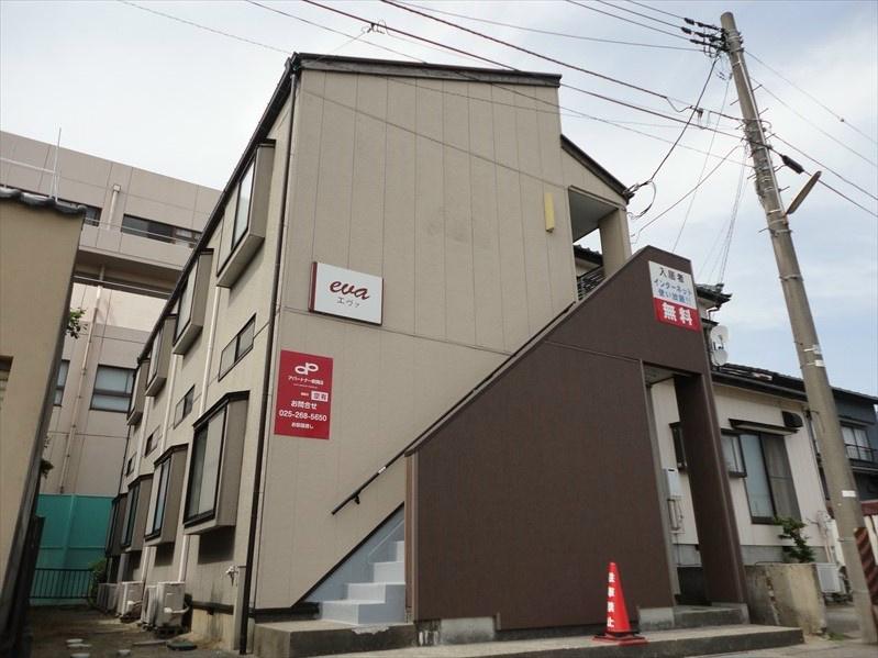 新潟医療センターまで徒歩圏内(170m)2分の立地にございます。