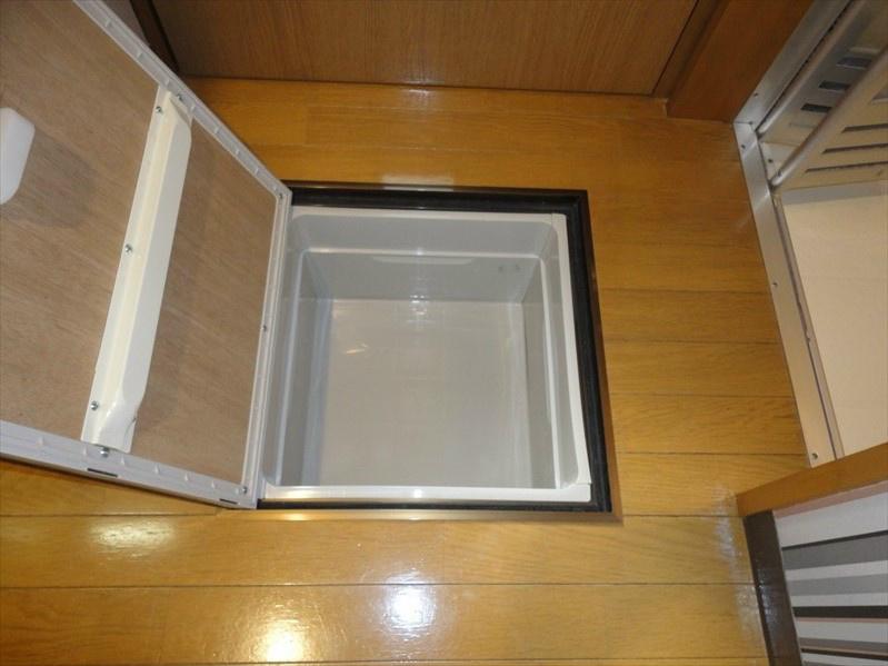 床下収納もございますので、収納スペースも豊富です。