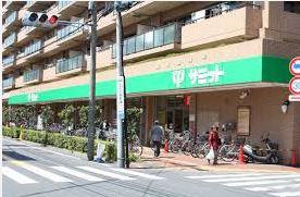 スーパー:サミットストア 深沢不動前店 1228m
