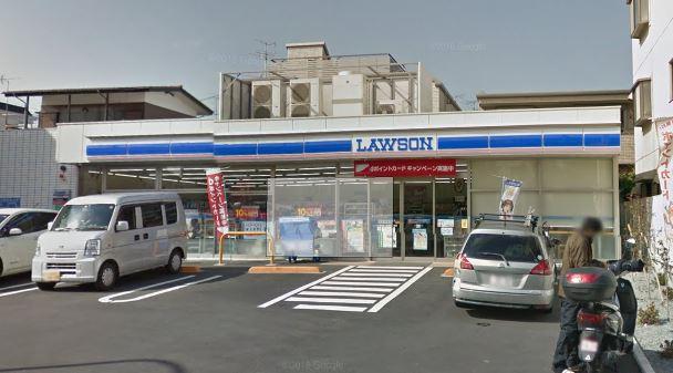 コンビ二:LAWSON(ローソン) ポートストア日の出店 4187m