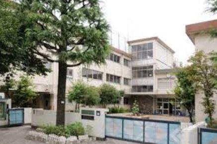 小学校:目黒区立大岡山小学校 814m