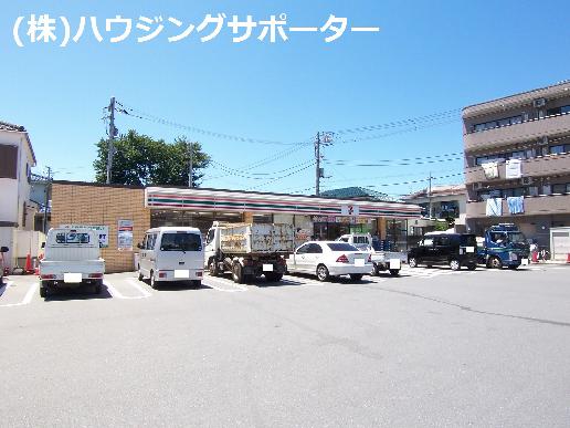 コンビ二:セブンイレブン 八王子散田1丁目店 374m