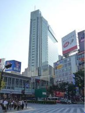 ショッピング施設:渋谷マークシティ 1300m