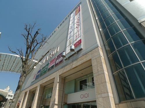 ショッピング施設:マルイ 450m