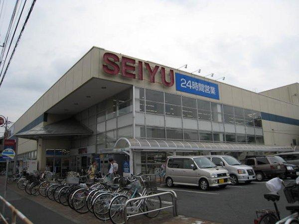 スーパー:西友 加賀鹿浜店 752m