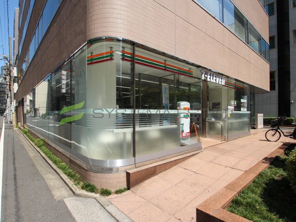 コンビ二:セブンイレブン 千代田岩本町1丁目店 70m