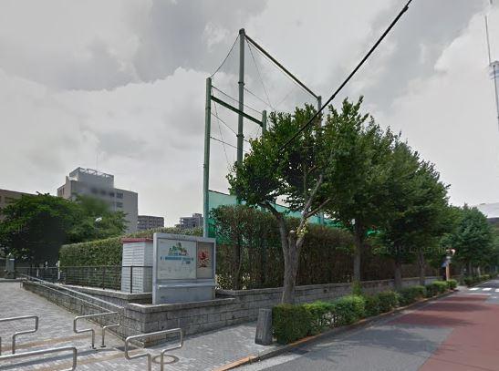 公園:田道広場公園 450m