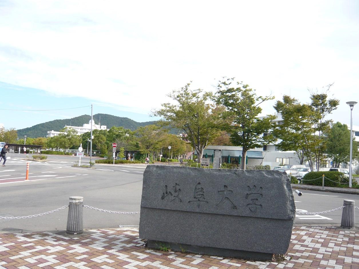 大学・短大:国立岐阜大学 740m