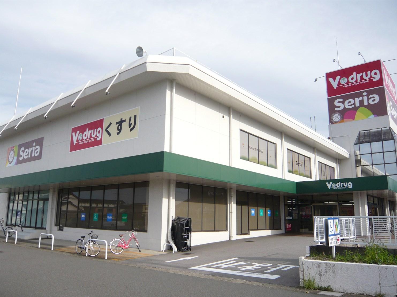 ドラッグストア:V・drug(V・ドラッグ) 岐大前店 121m