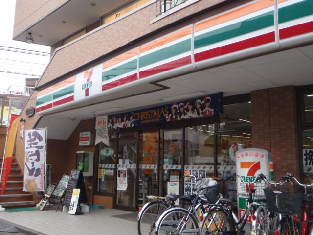 コンビ二:セブンイレブン 柴崎駅南口店 75m