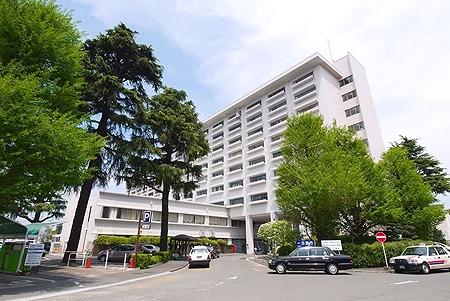 総合病院:慈恵医大附属第三病院 1200m