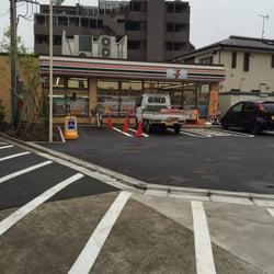 コンビ二:セブンイレブン 世田谷桜上水1丁目店 412m