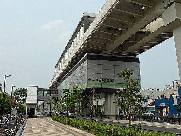 公共施設:大師西駅 560m