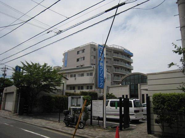 内科:東伊興クリニック 281m