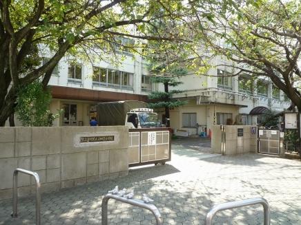 小学校:目黒区立田道小学校 500m
