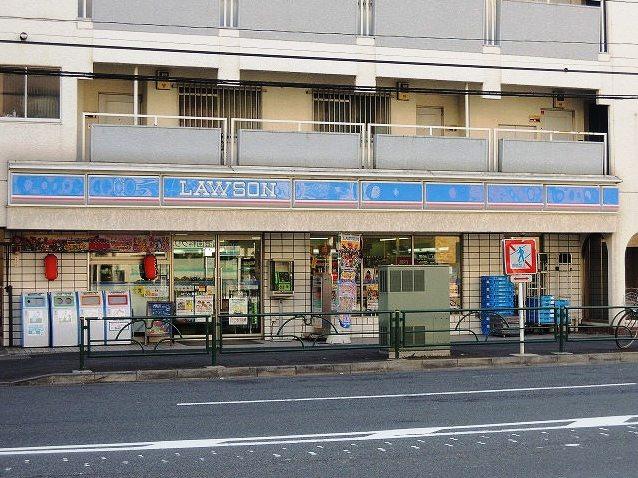 コンビ二:ローソン 清澄三丁目店 359m