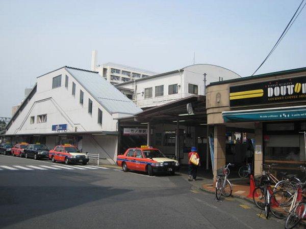 公共施設:竹ノ塚駅 800m