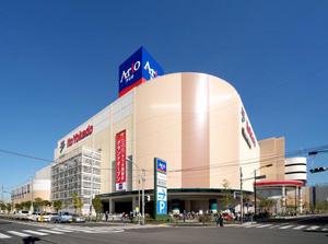ショッピング施設:アリオ 482m