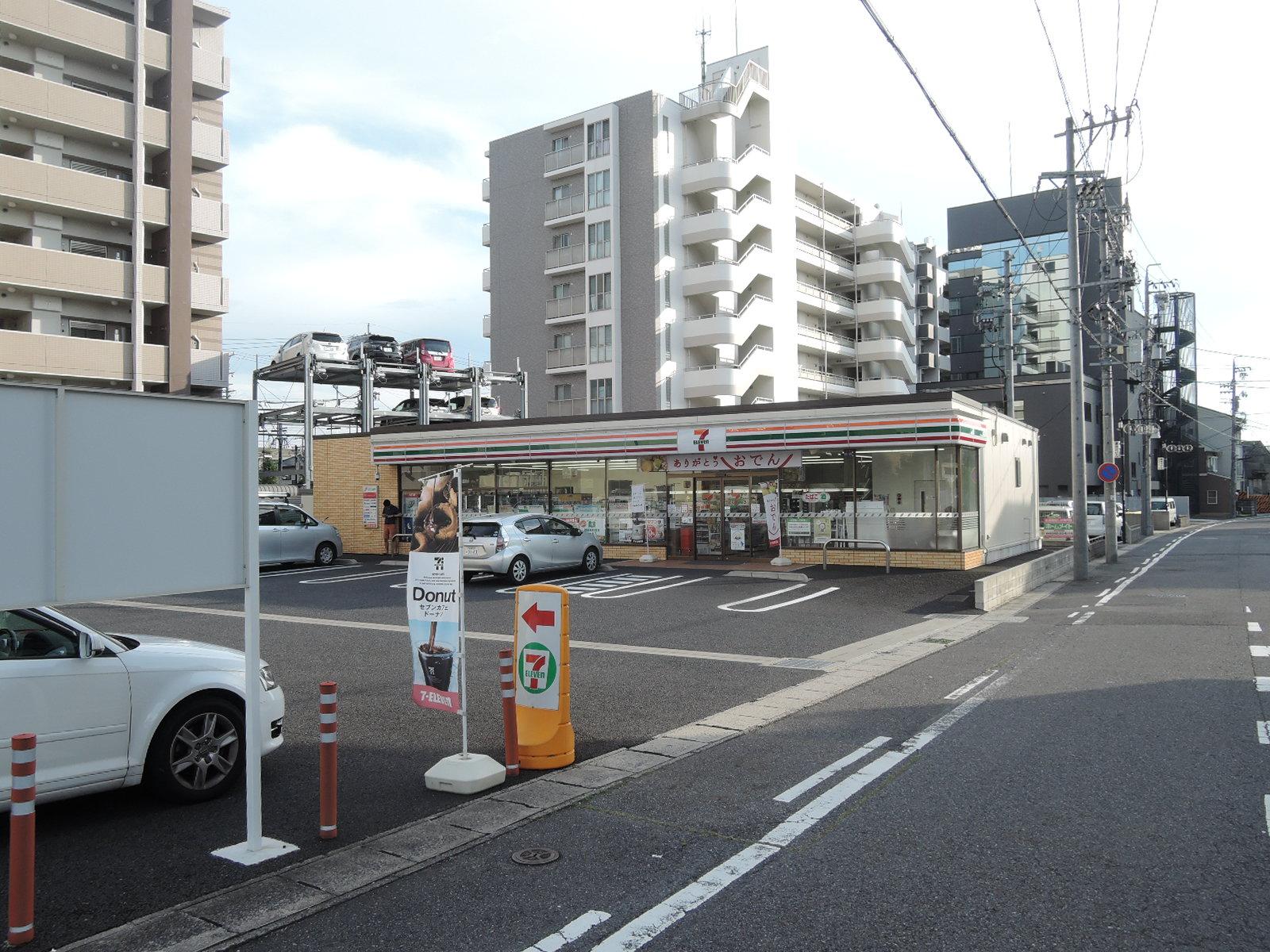 コンビ二:セブンイレブン 春日井勝川駅前店 294m 近隣
