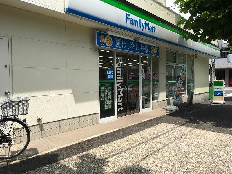コンビ二:ファミリーマート 墨田亀沢二丁目店 202m