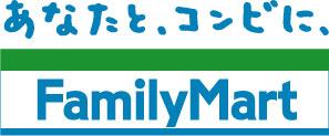 コンビ二:ファミリーマート 白川北大路店 418m