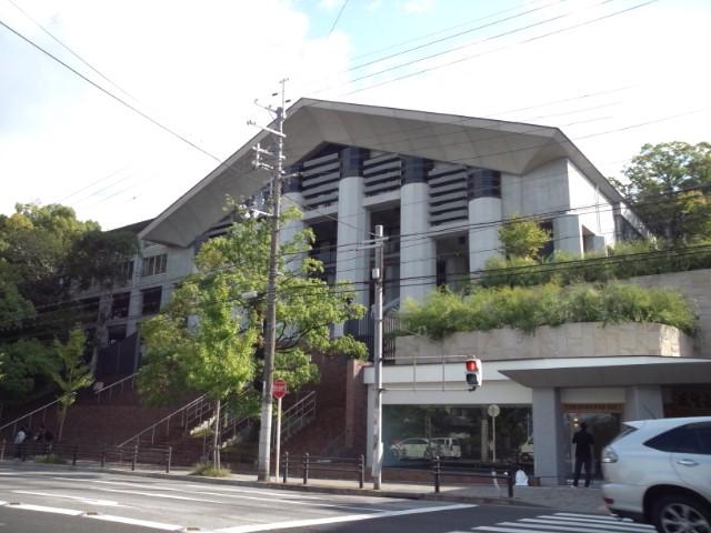 その他:京都造形芸術大学 966m