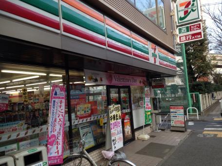 コンビ二:セブンイレブン 世田谷上北沢駅前店 307m