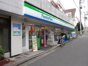 コンビ二:ファミリーマート 笹塚三丁目北店 293m