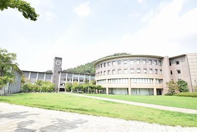 大学・短大:私立立命館大学 545m