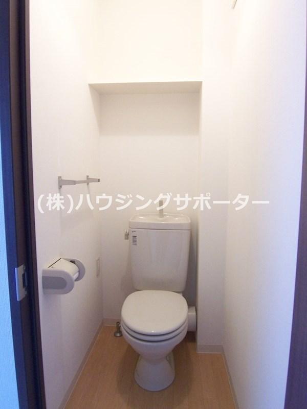 バストイレ別はいいですね!