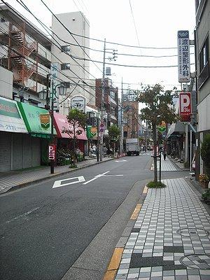 その他:綾瀬五丁目商店街 813m