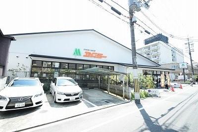 スーパー:FOOD SHOP(フードショップ)エムジー 鞍馬口店 1155m