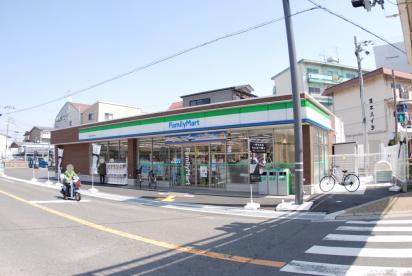 コンビ二:ファミリーマート 寝屋川高柳二丁目店 554m