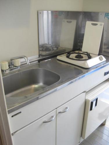 広めで使いやすいキッチン。