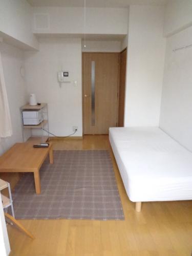 シンプルで生活しやすいお部屋。