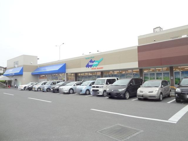 スーパー:FOODS MARKET Selection青葉台店 416m