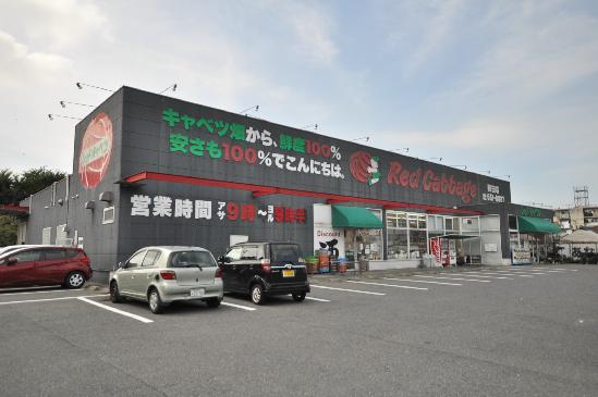 スーパー:Red Cabbage(レッドキャベツ) 槻田店 300m 近隣